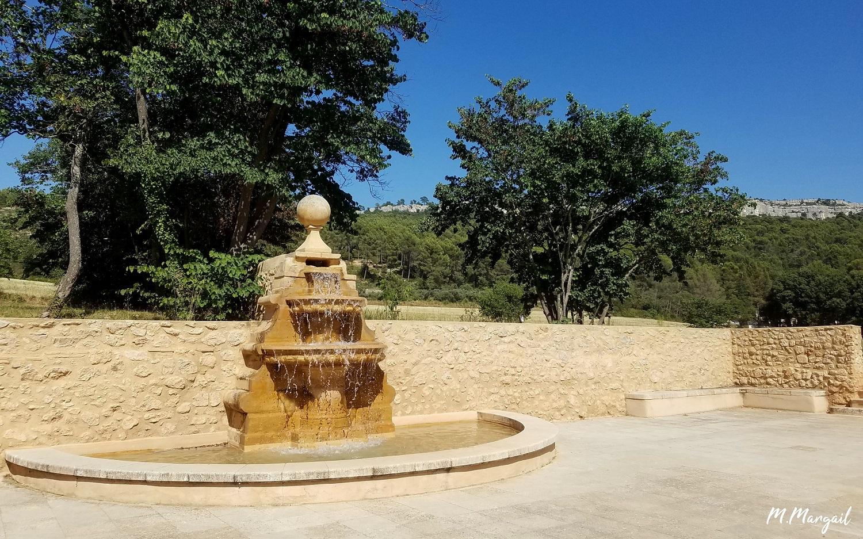 Fontaine à Beaurecueil